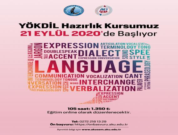 Yükseköğretim Kurumları Yabancı Dil (YÖKDİL) Sınavı