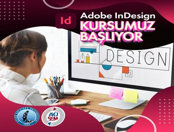 Adobe Indesign Eğitimi